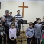 Как всё начиналось церковь Послание Надежды