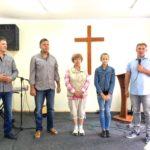 церковь Послание Надежды Львов водное крещение по вере