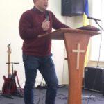 церковь Послание Надежды Львов ПАСТОР Рясний Григорий