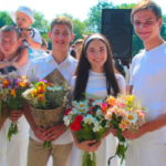 Водное крещение по вере церковь Послание Надежды Львов