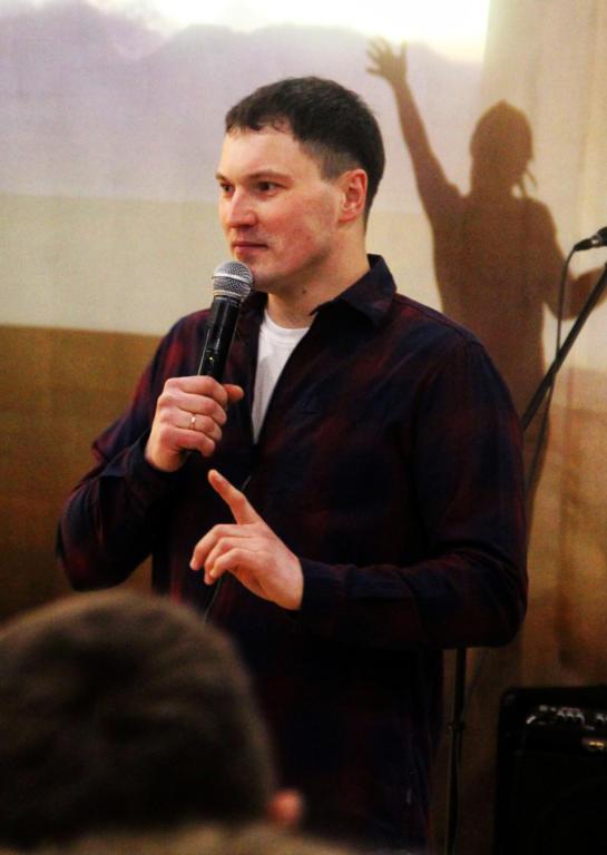Церковь ЕХБ Львов
