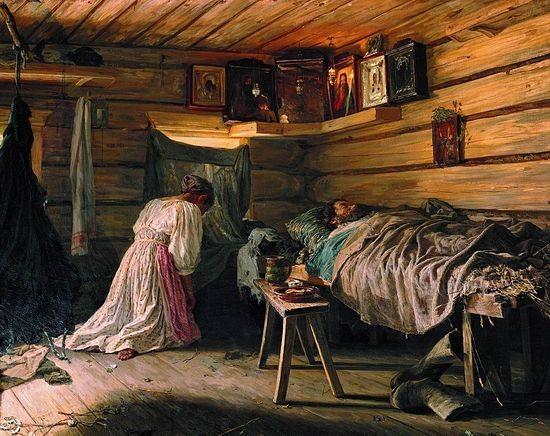 Немощи и болезни