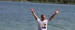 Таинство святого водного крещения